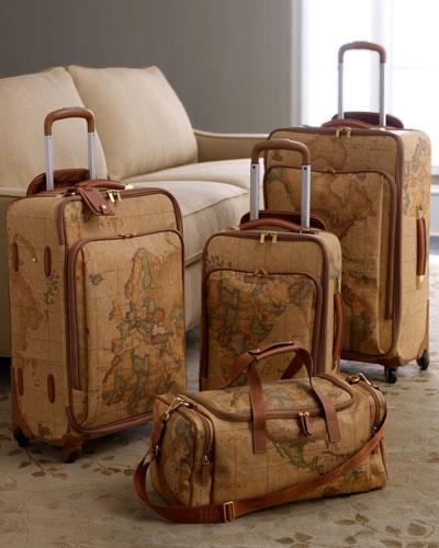 Geo Classic Luggage