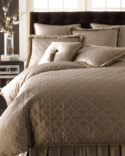 "Dian Austin Couture Home ""Earl Court"" Bed Linens"