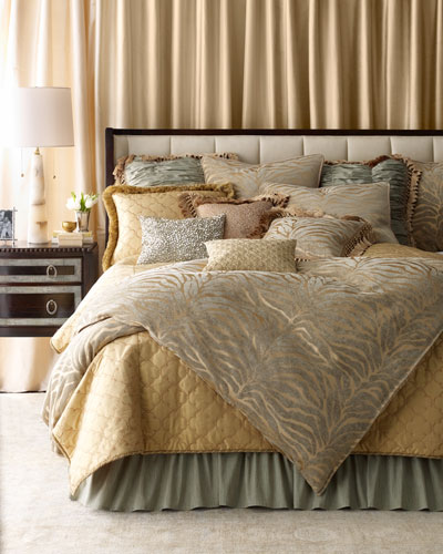 "Dian Austin Couture Home ""Nairobi"" Bed Linens"