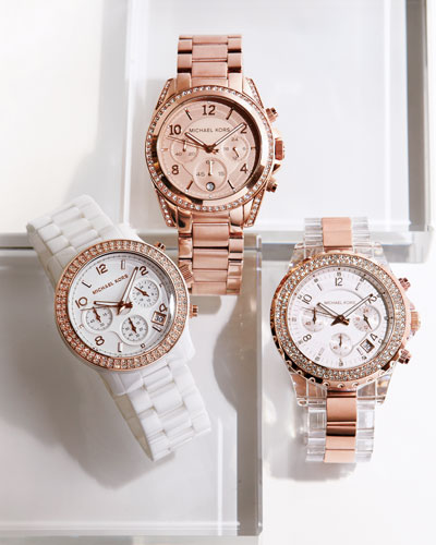 MICHAEL Michael Kors Glitz Watches