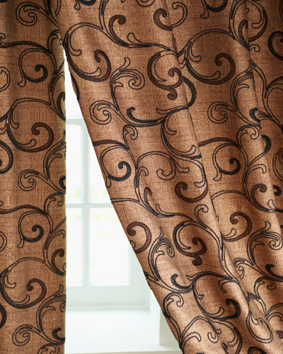 """Gia"" Curtains"