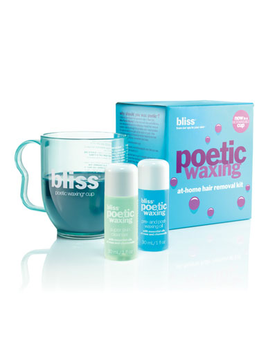 Bliss Poetic Waxing Kit - Microwave