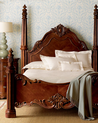 """Edwardian"" Bedroom Furnishings"