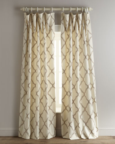 "Legacy Home ""Elysian"" Curtains"