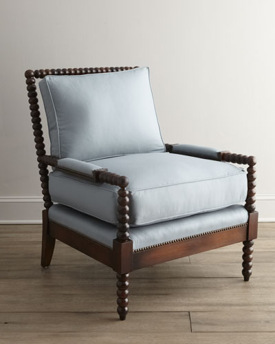 "NM EXCLUSIVE ""Ellsworth"" Spindle-Back Chair"