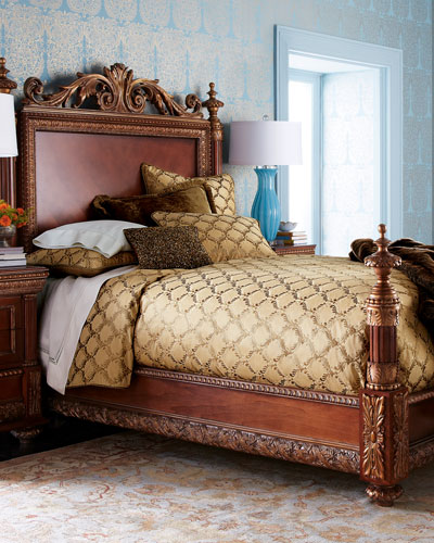 "Dian Austin Couture Home ""Roma"" Bed Linens"
