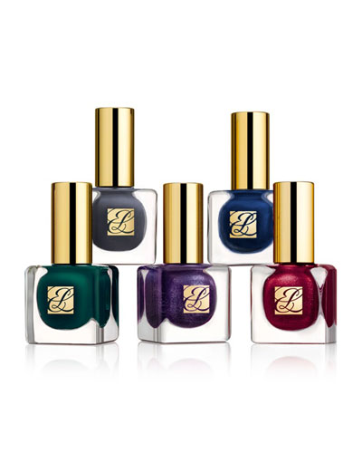 Estee Lauder Pure Color Long Lasting Nail Lacquer,  Beyond Black