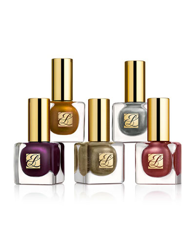 Estee Lauder Pure Color Long Lasting Nail Lacquer, Metal Mania