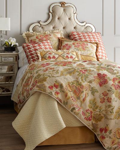 "Dian Austin Villa ""South Beach"" Bed Linens"