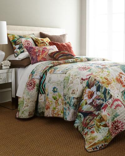 """Michaila"" Bed Linens"