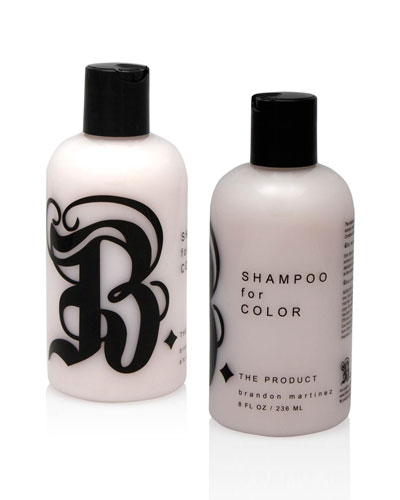 B. The Product Shampoo for Color