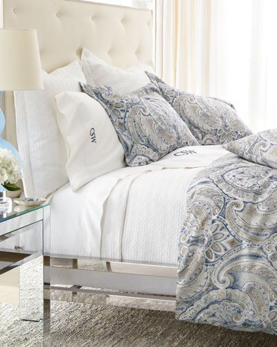 """Charleston"" Bed Linens"