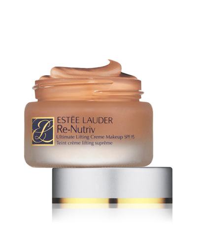 Estee Lauder Re-Nutriv Ultimate Lifting Creme Makeup Broad Spectrum SPF 15