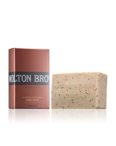 Molton Brown Recharge Black Pepper Bodyscrub Bar