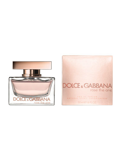 Dolce & Gabbana Fragrance Rose The One Eau de Parfum Spray, 1.6 oz.
