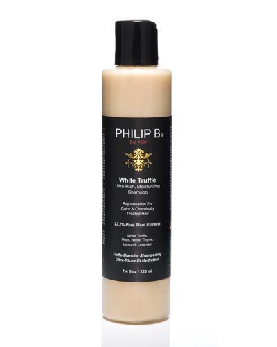 Philip B White Truffle Ultra-Rich, Moisturizing Shampoo, 7.4 oz.