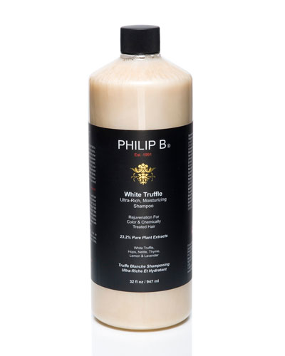 White Truffle Ultra-Rich, Moisturizing Shampoo, 32 oz. <b>NM Beauty Award Finalist 2014</b>
