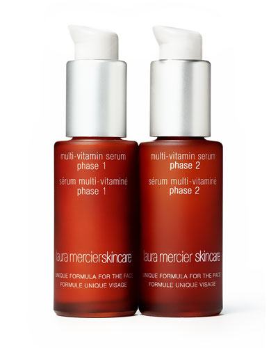 Multi-Vitamin Dual-Phase Serum