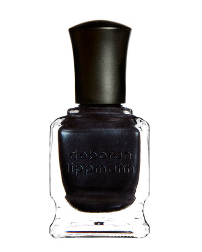 Deborah Lippmann Hit Me With Your Best Shot Nail Lacquer