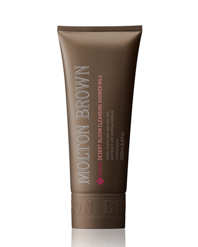 Molton Brown Hydrate: Desert Bloom Cleansing Shower Milk