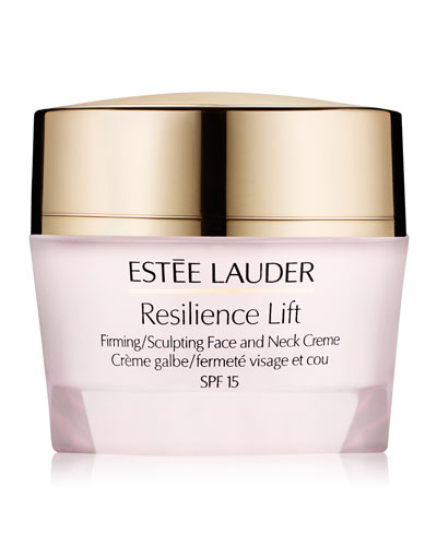 Resilience Lift Firming/Sculpting Face and Neck Crème SPF 15, 1.7 oz. - Dry Skin