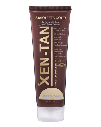 Absolute Gold Dark Suntan Lotion