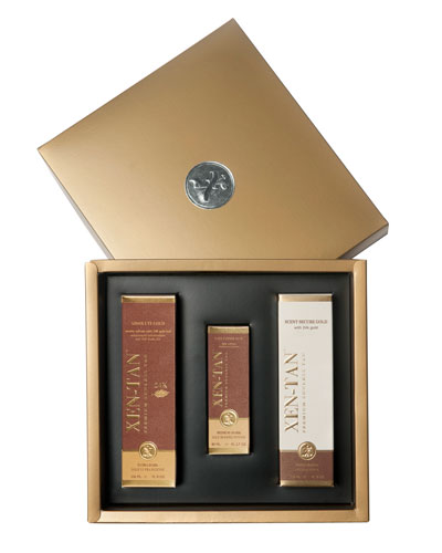 Xen-Tan 24K Absolute Gold Set