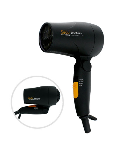 Revolution Travel Hairdryer