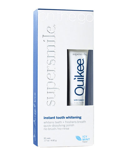 Supersmile Quikee Instant Tooth Whitening