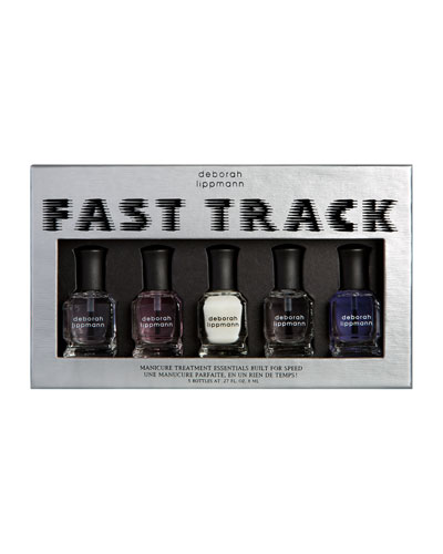 Deborah Lippmann Fast Track Boxed Collection