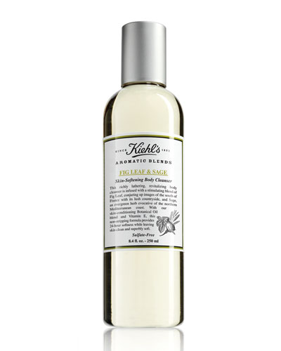 Kiehl's Since 1851 Artisan Fig Leaf & Sage Shower Gel