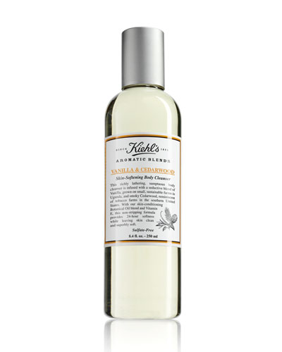 Kiehl's Since 1851 Artisan Vanilla & Cedarwood Shower Gel