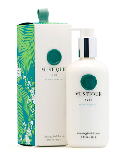 Niven Morgan Mustique 1958 Body Lotion