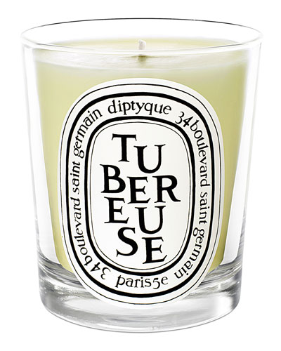 Tuberose Scented Candle, 190g