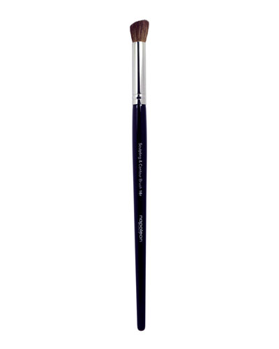Napoleon Perdis Sculpting & Contour Eye Shadow Brush Sable 16r
