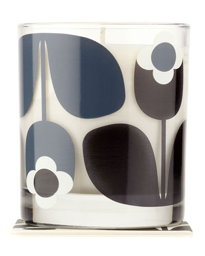 Orla Kiely Bluebell & Rosemary Vegetable Wax Candle
