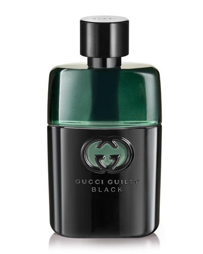 Gucci Guilty Black Pour Homme, 1.6oz
