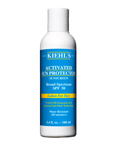 Kiehl's Since 1851 Activated Sun Protector For Face SPF50