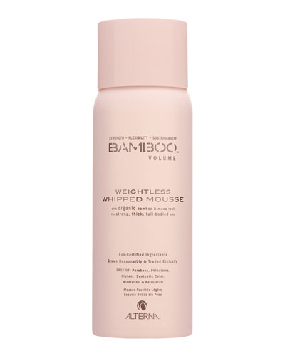 Alterna Bamboo Volume Weightless Whipped Hair Mousse