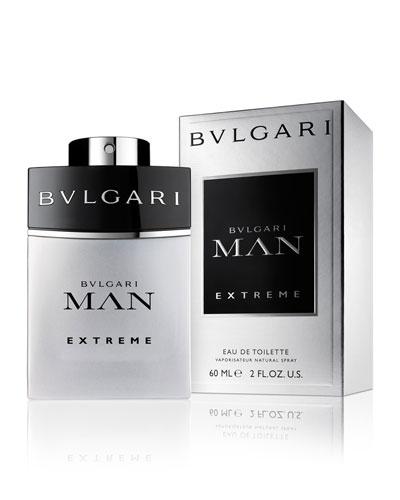 Bvlgari Man Extreme Eau De Toilette, 2 fl.oz.