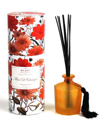 D.L. & Company Fleur D'Oranger Diffuser, 8.5 oz.