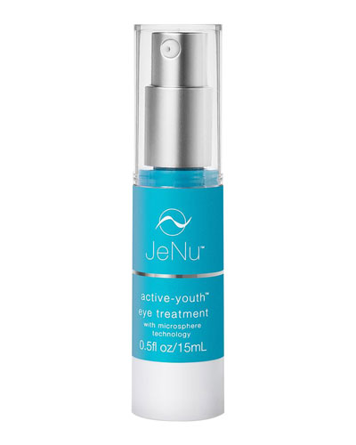 JeNu Active-Youth Eye Treatment with Microsphere Technology