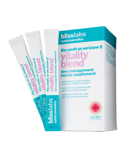 Bliss the youth as we know it vitality blend supplement