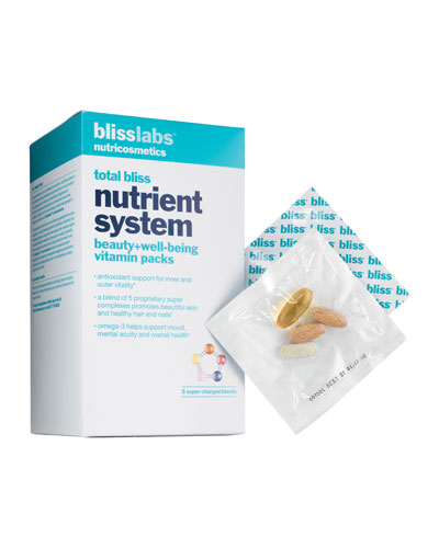Bliss total bliss nutrient system