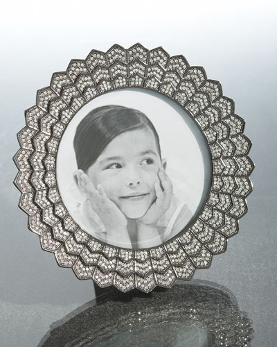 """Deco Noir"" Photo Frame"