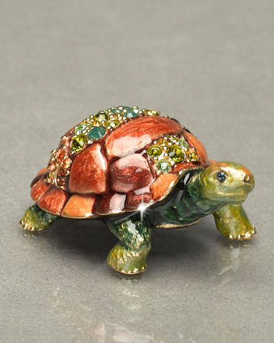 "Jay Strongwater ""Charlie"" Turtle"