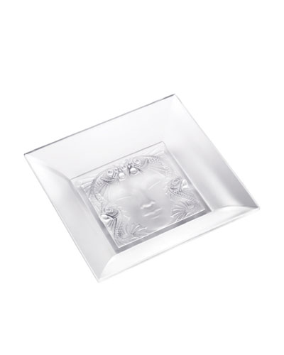 Lalique Small Masque Tray