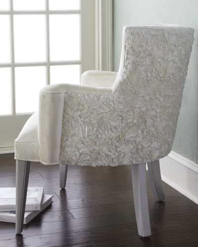 """Haute House """"Rosette"""" Chair"""