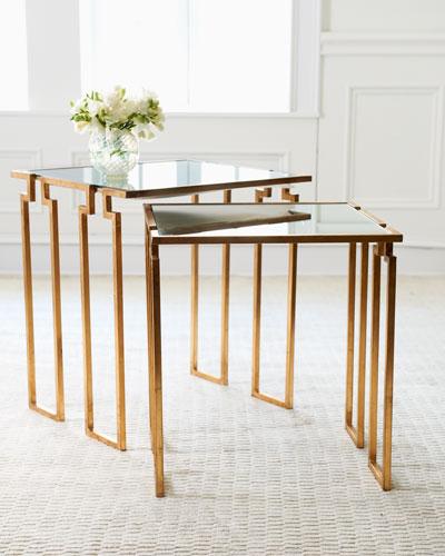 """Stella"" Nesting Tables"