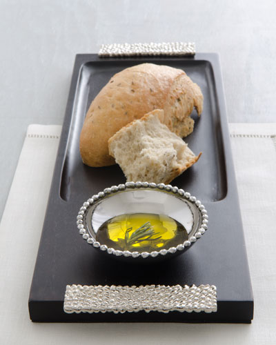 Michael Aram Molten Olive Oil Dipping Board